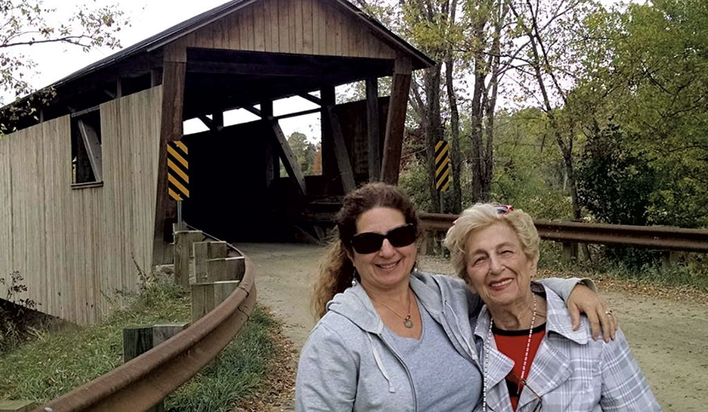 Judy and Leila Alexander - COURTESY IMAGE