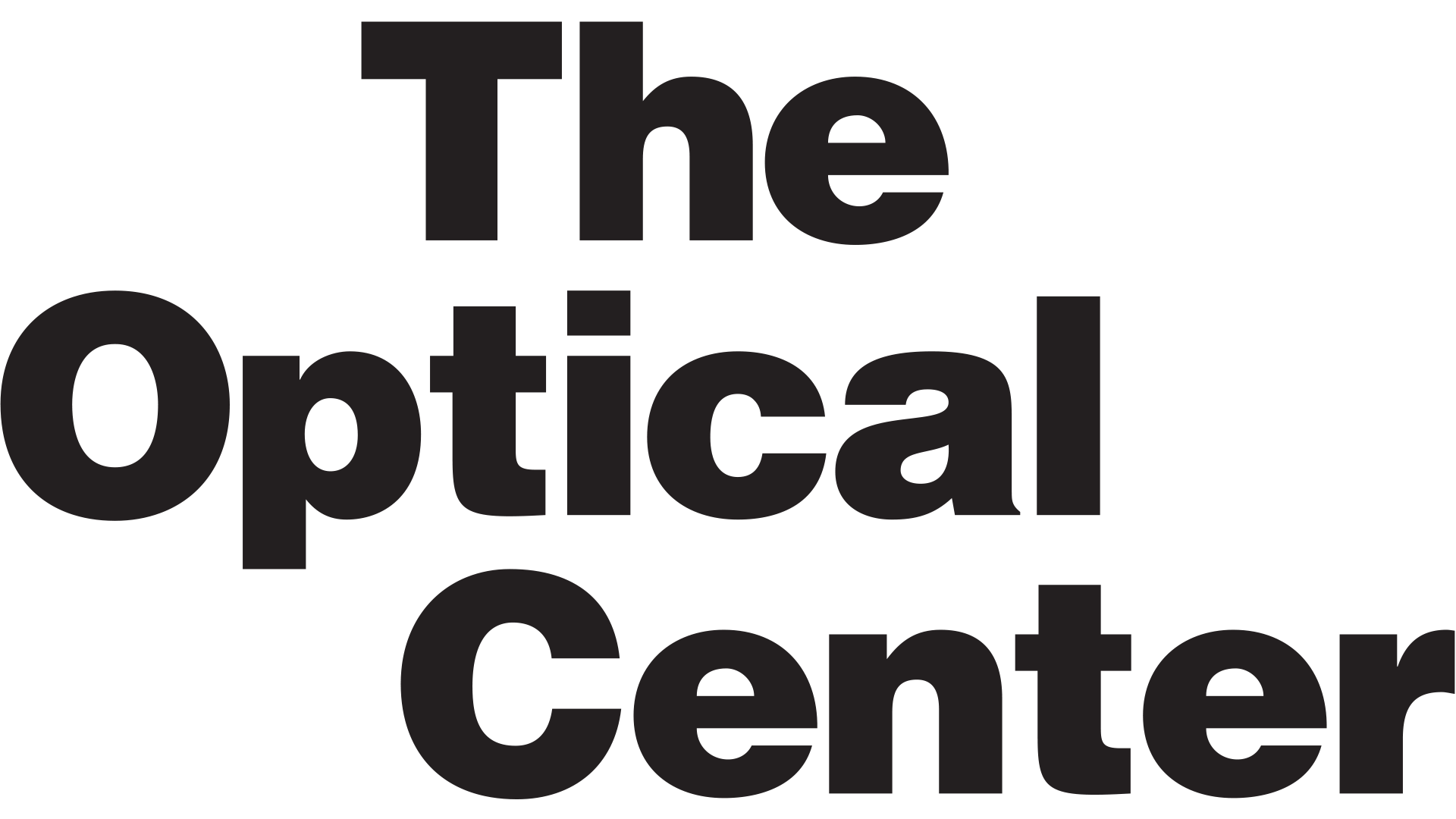 The Optical Center