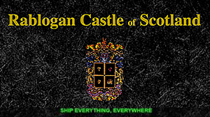 Rablogan Castle of Scotland