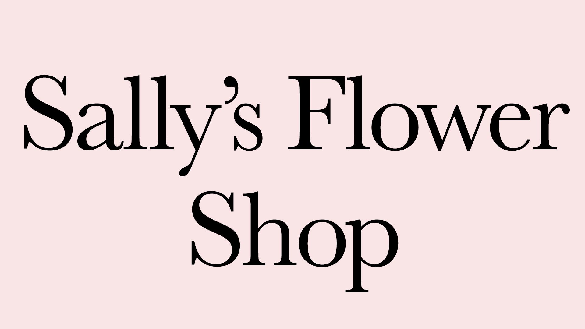 Sally's Flower Shop