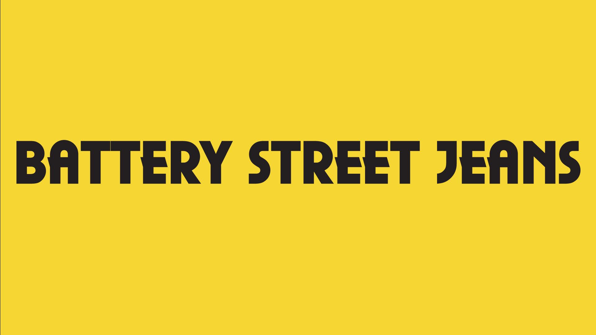 Battery Street Jeans