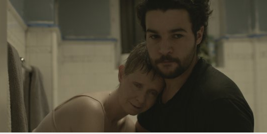 Mother and son face a painful future in James White. - THE FILM ARCADE