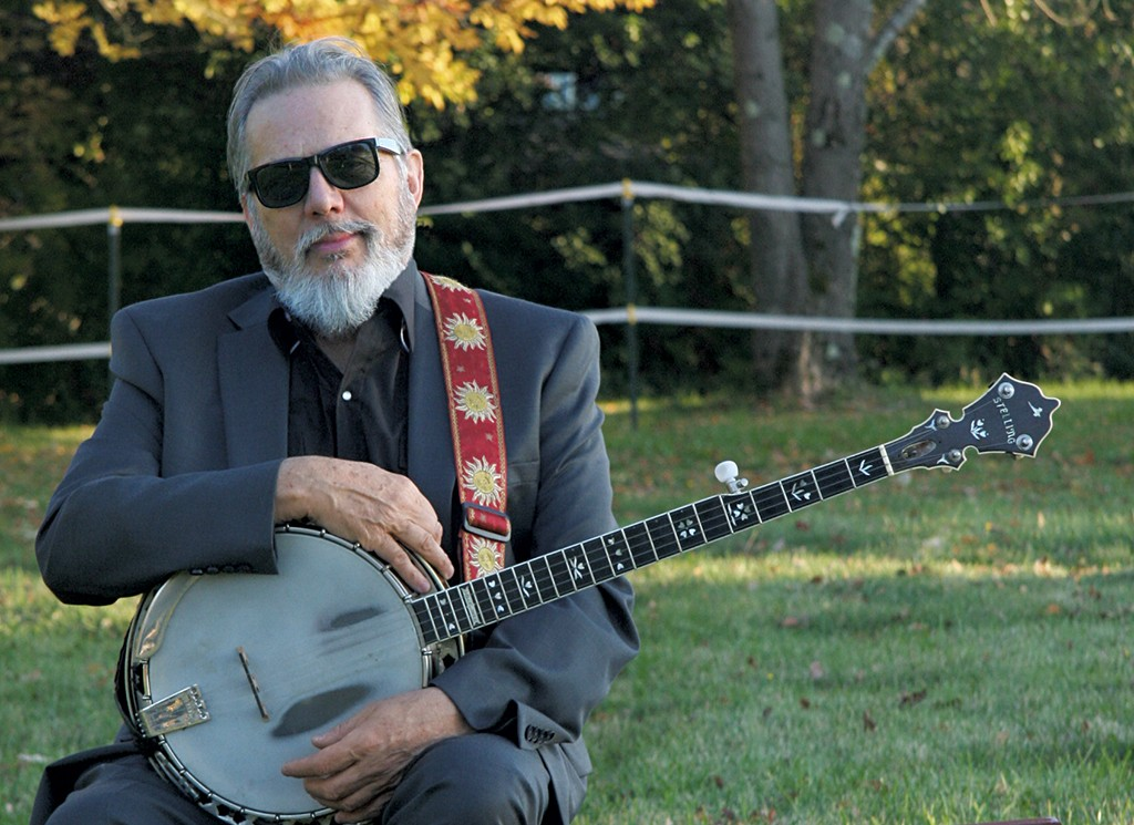 Banjo Great Gordon Stone Celebrated With Posthumous Album