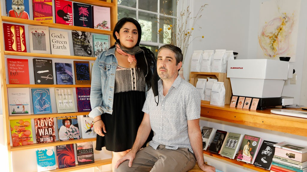 Ruth Antoinette Rodriguez and Jeremy Sowell - DAVID SHAW