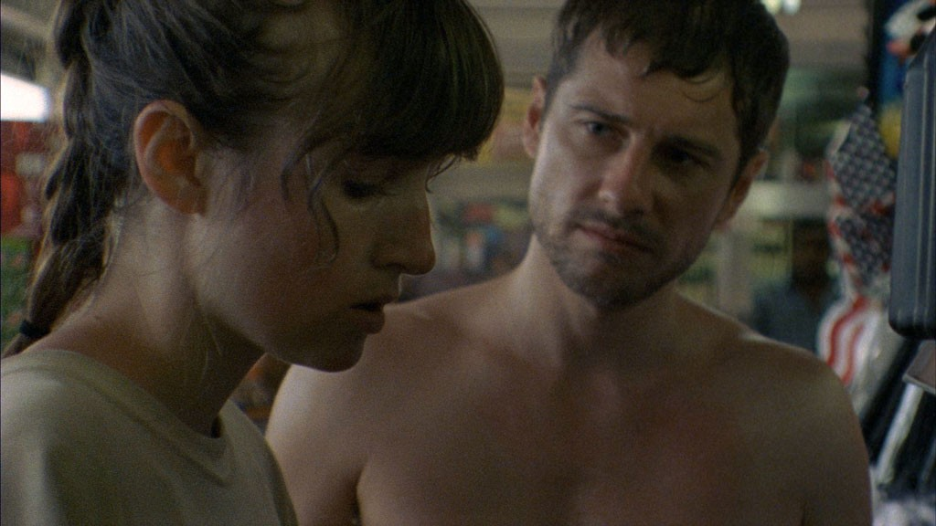 DAYS OF BLUNDER Sheil and Audley play a couple making a clumsy getaway in Seimetz's absorbing Florida noir. - COURTESY OF FACTORY 25