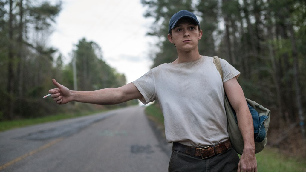 Highway to hell Holland learns the hazards of thumbing it in Campos' violent period drama. - GLEN WILSON/NETFLIX