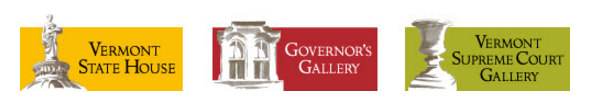 New Capitol District gallery logos - COURTESY OF OFFICE OF THE STATE CURATOR