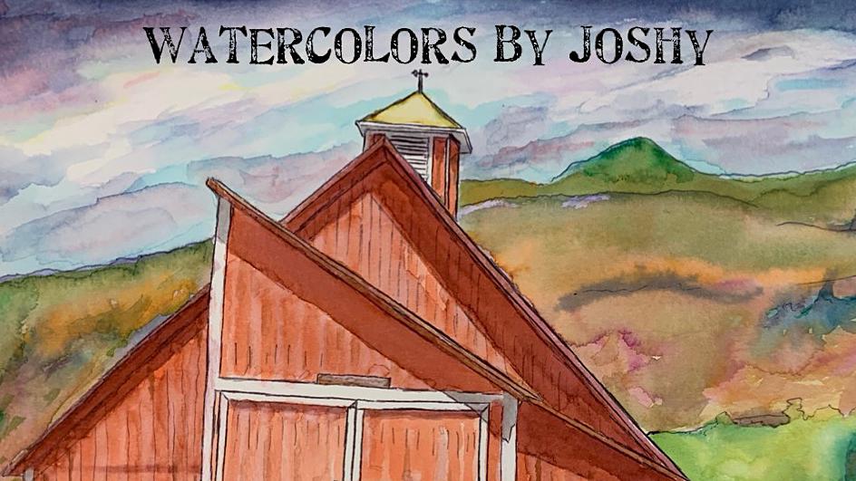 Watercolors by Joshy