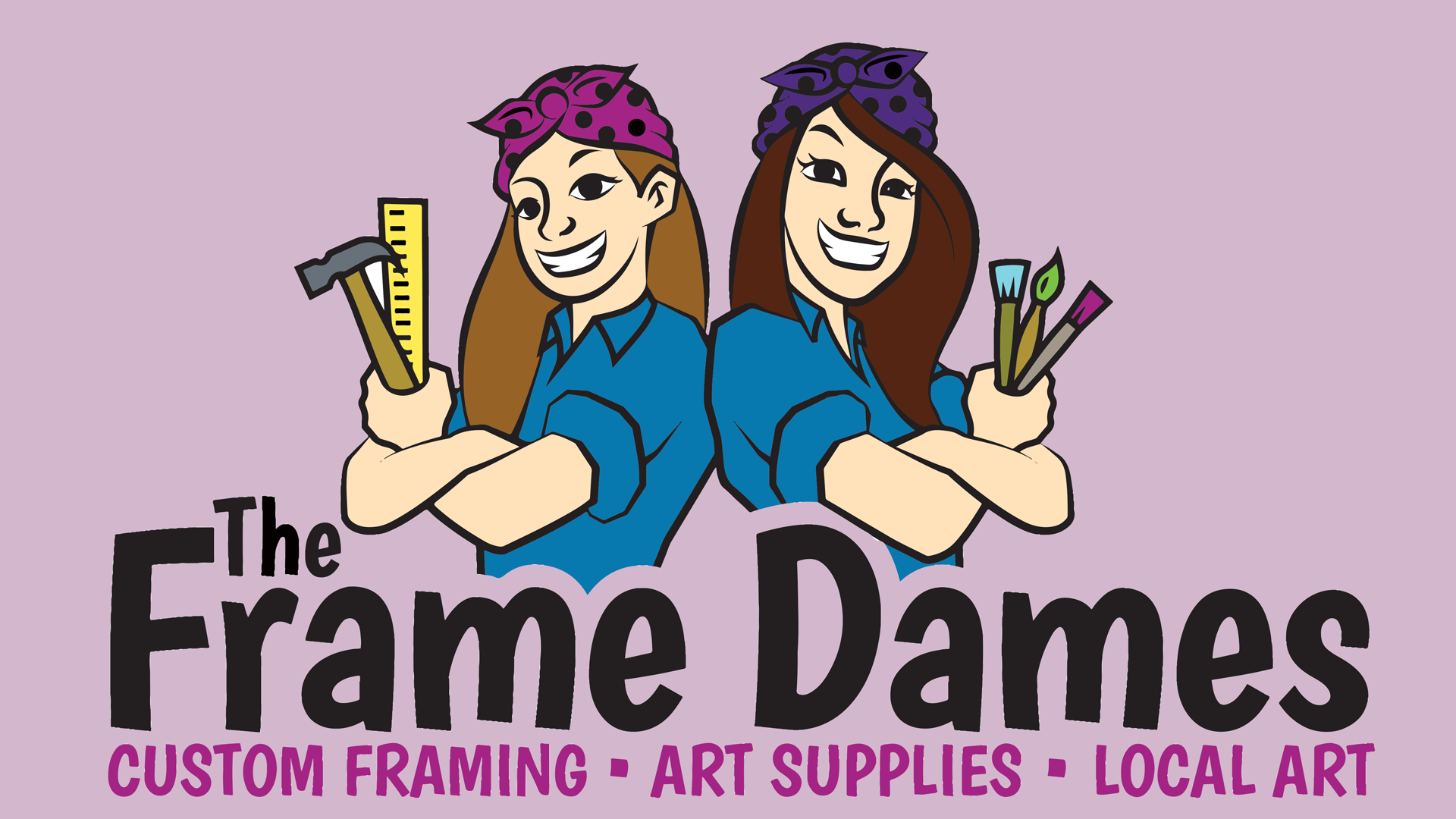 The Frame Dames