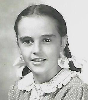 Young Lorraine Johnson - COURTESY PHOTO
