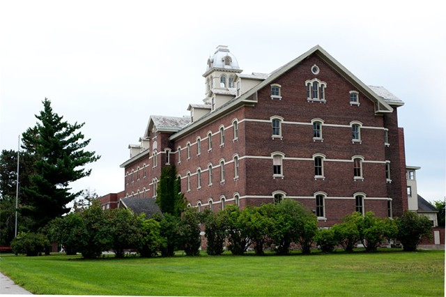 Burlington College - FILE PHOTO