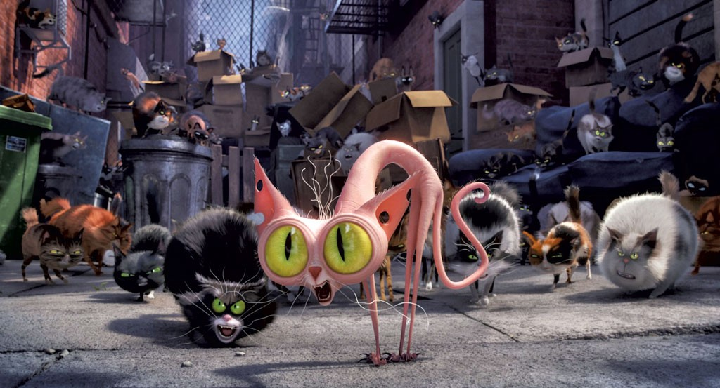 the secret life of pets movie reviews seven days