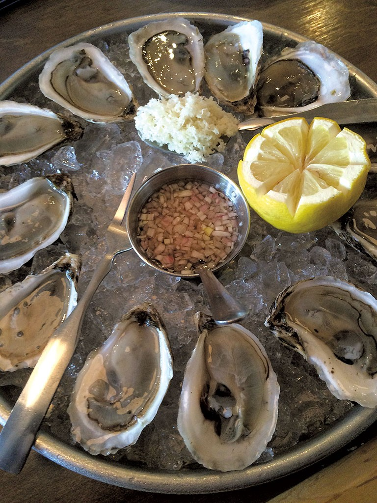 Suzanne Podhaizer. Most of the time, Calais resident Rowan Jacobsen  describes oysters ...