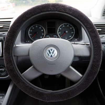 Fleece Steering-Wheel Cover