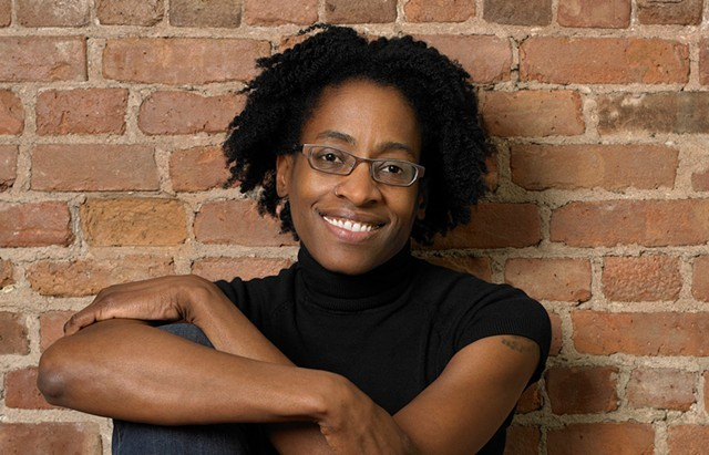 Jacqueline Woodson - COURTESY OF THE AUTHOR