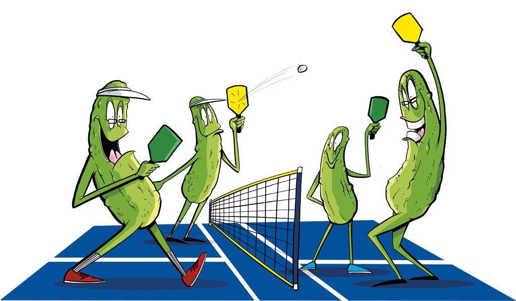 the sport of pickleball The usa pickleball association (the sport's national governing body) boasted 22,321 dues-paying members in 2017, an increase of 5,526 over the previous year — or an average of 460 new members.