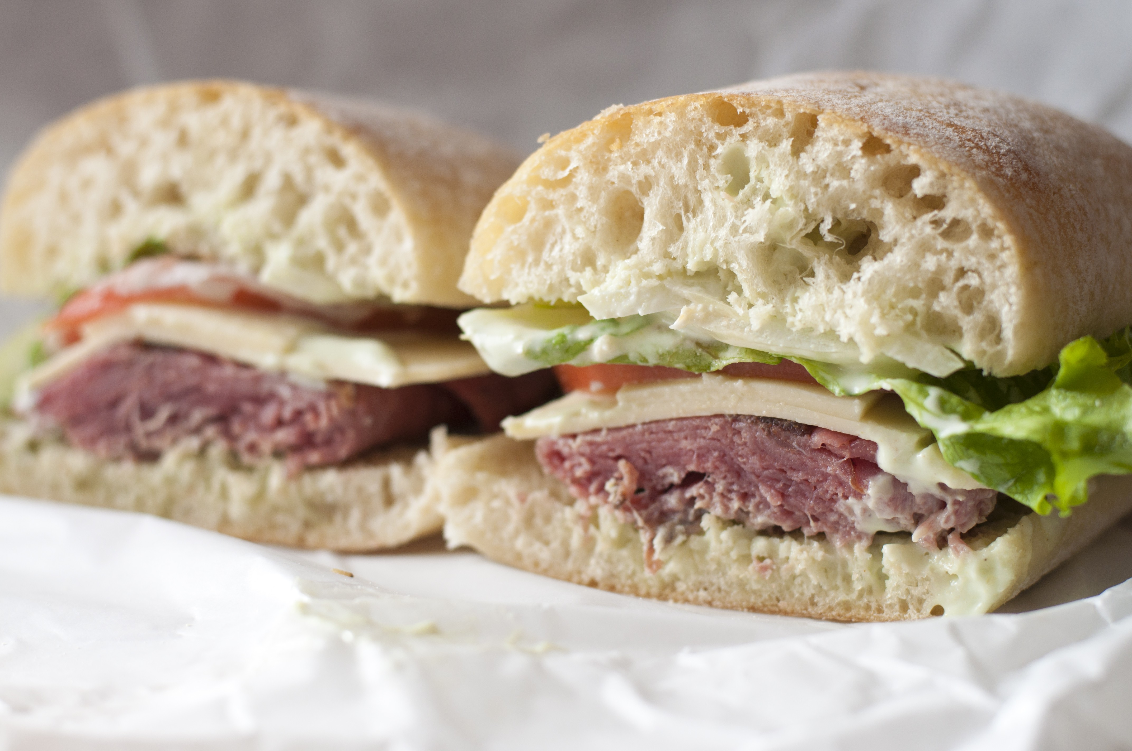 Dining on a Dime: Snarf Down a Sandwich at Eastern & Main ...