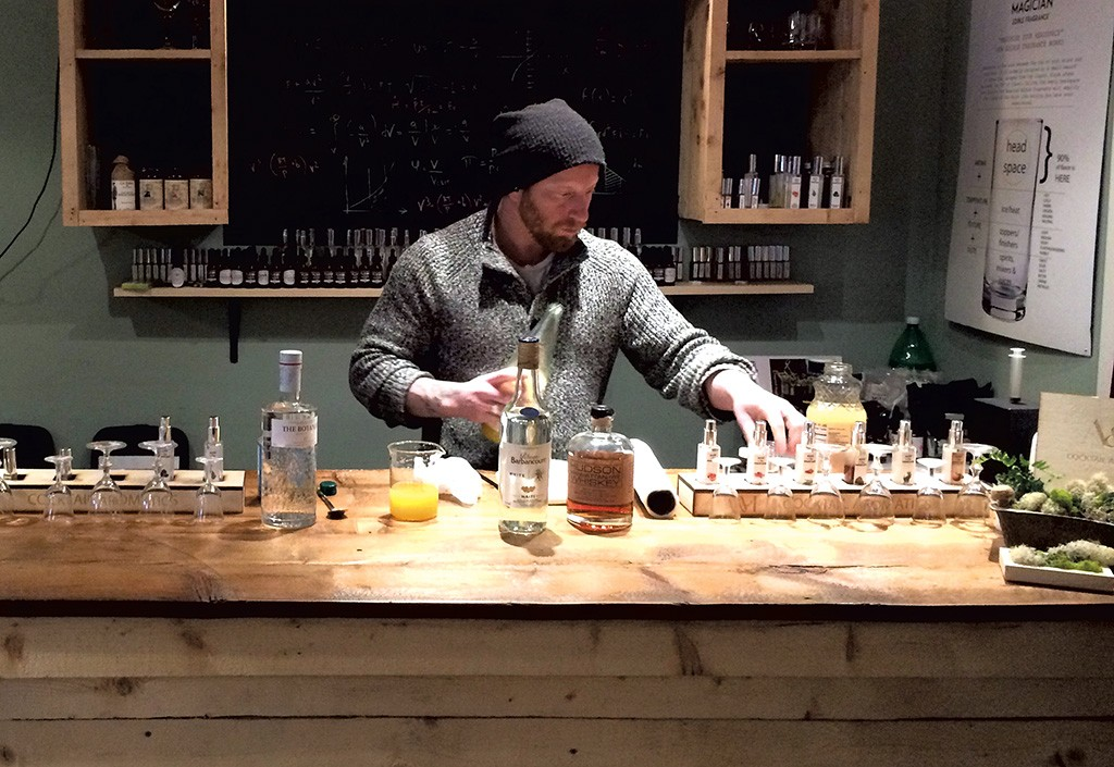 Local Chefs Hop On The Cocktail And Food Pairing Trend