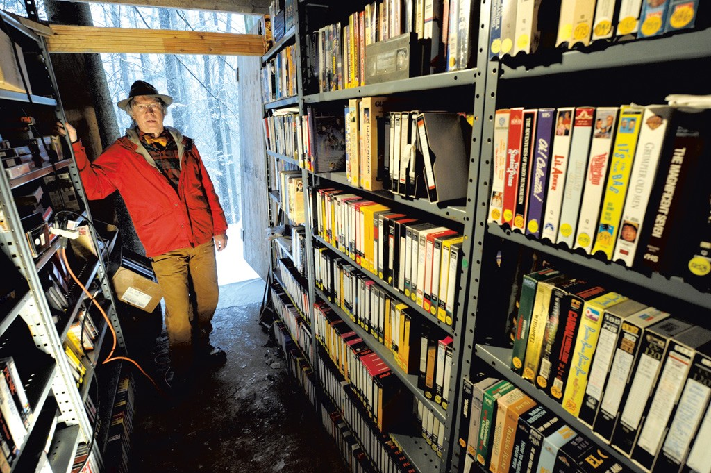 Tempest Books Goes Old-School With Movie Rentals | Film | Seven Days