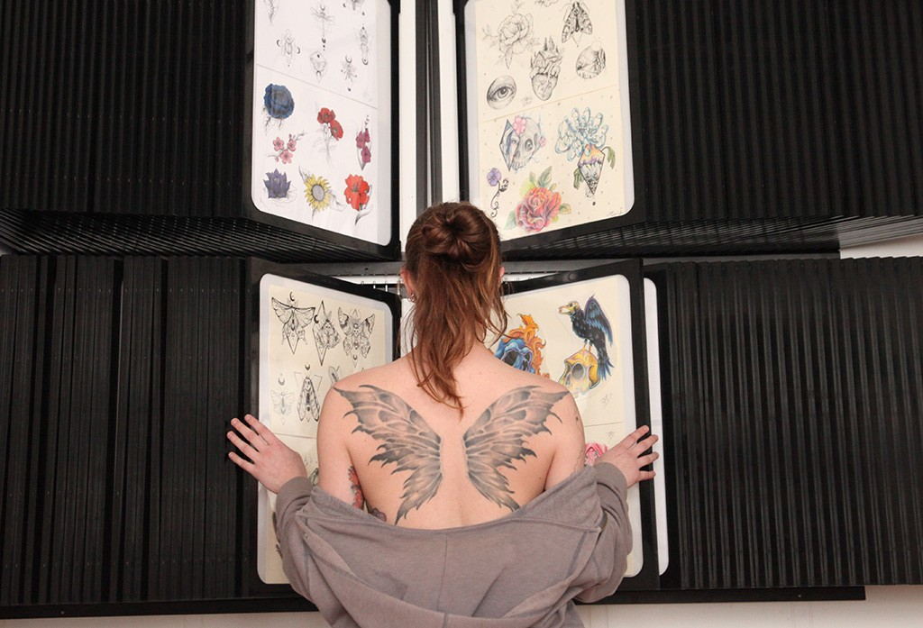 65ae7ed7e60b8 Vermont's Female Tattoo Artists Are Making a Mark | Visual Art | Seven Days  | Vermont's Independent Voice