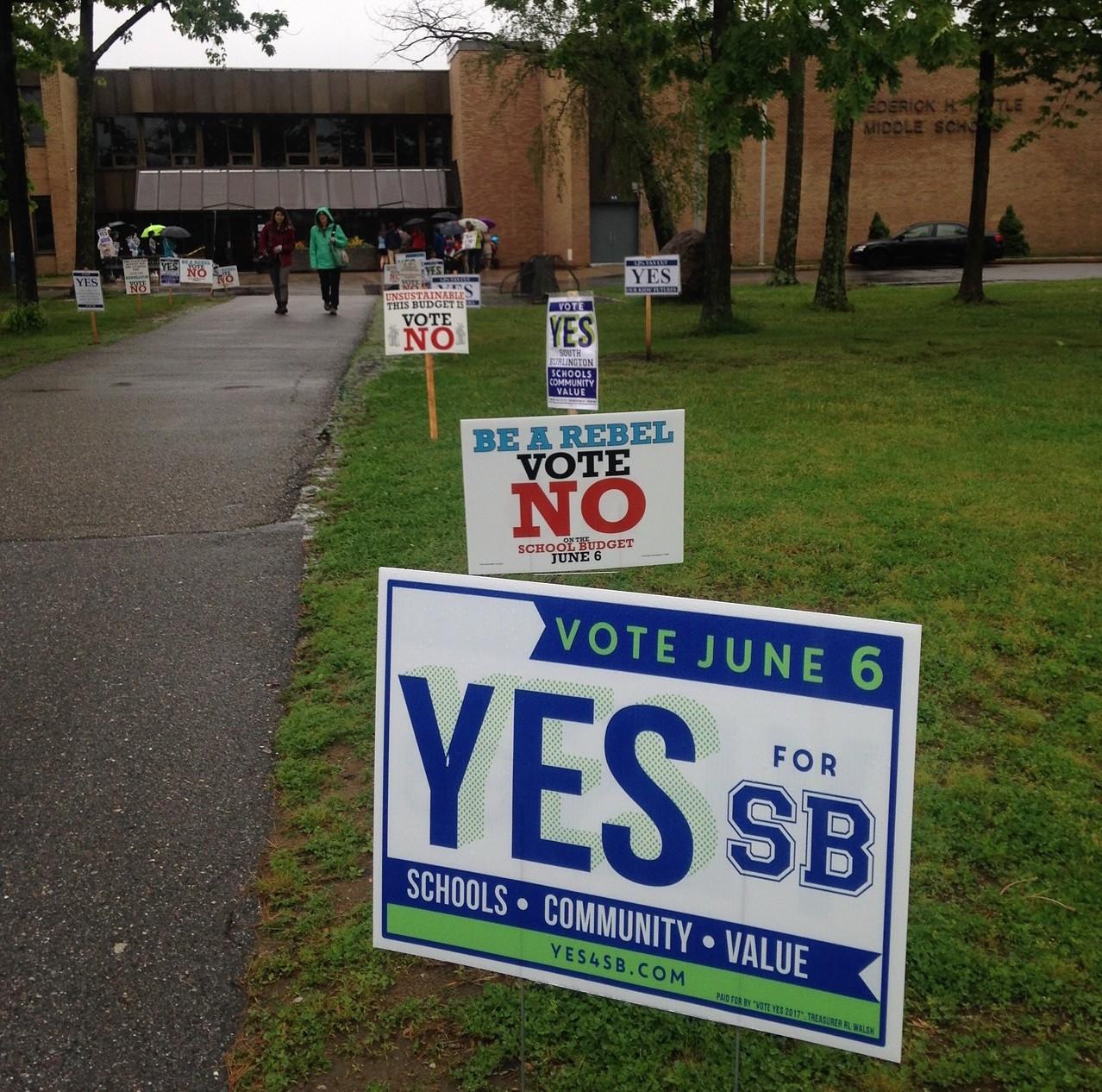 South Burlington: South Burlington School Budget Passes On Third Try