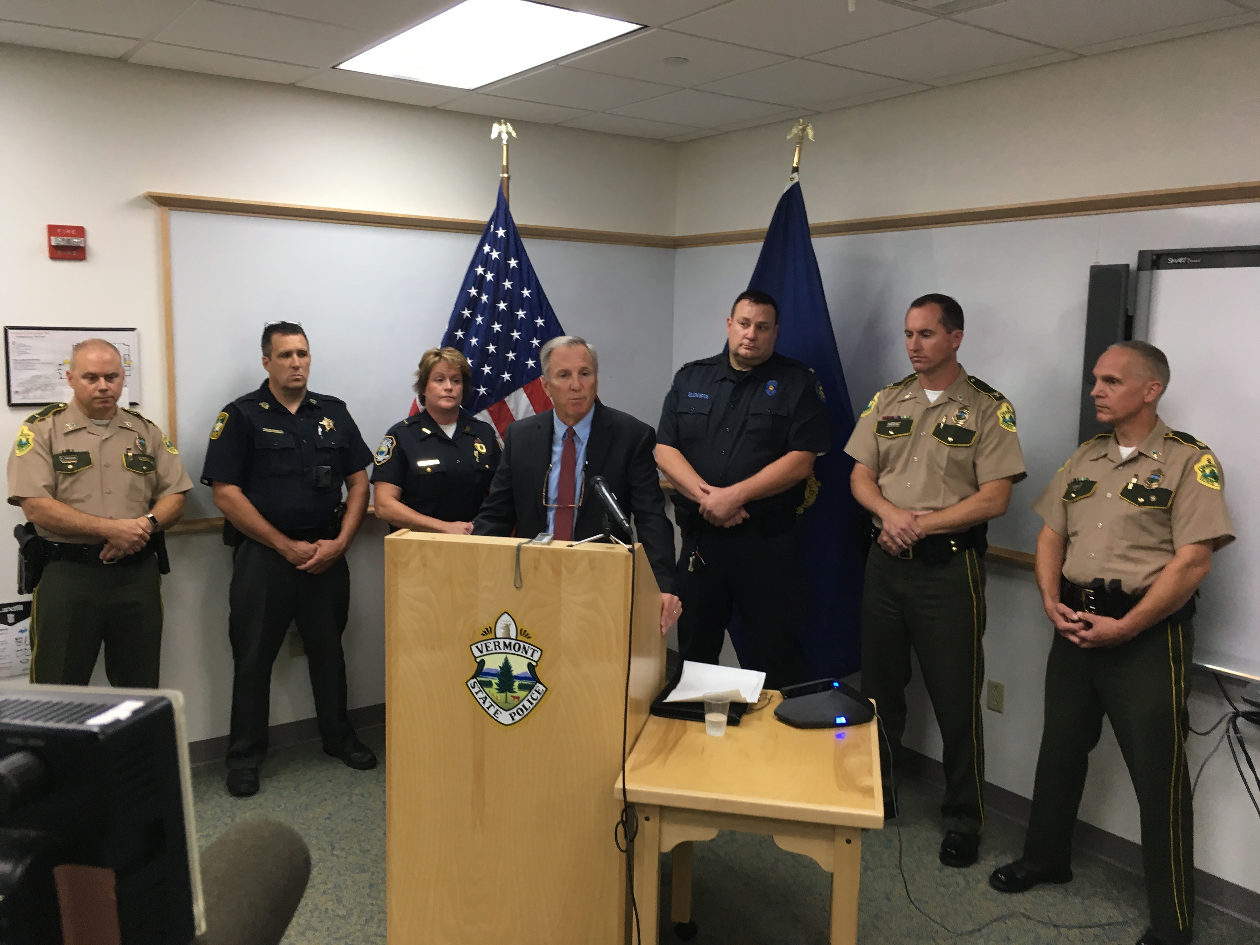 vermont state police press release