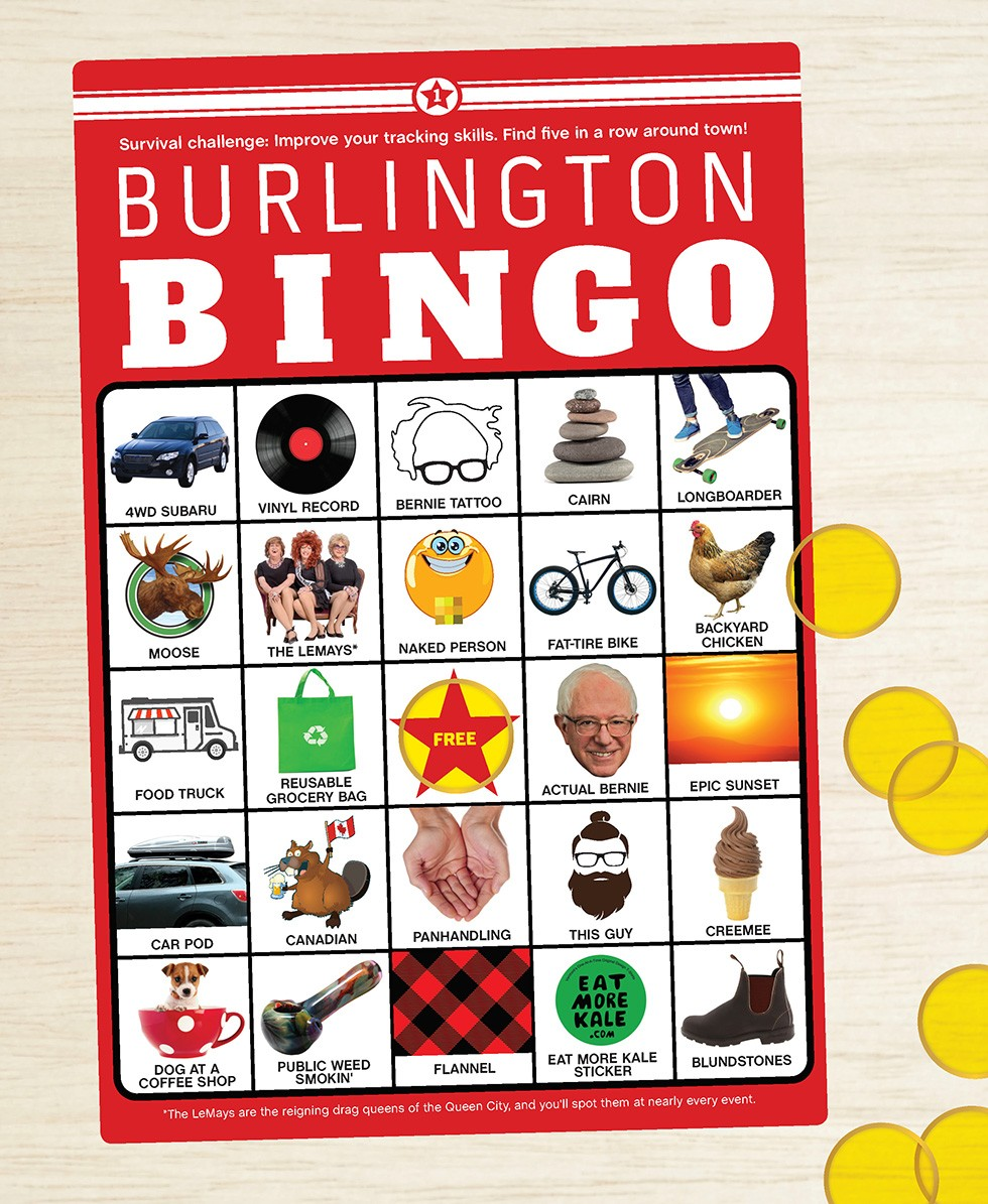 The Bingo Connection Burlington