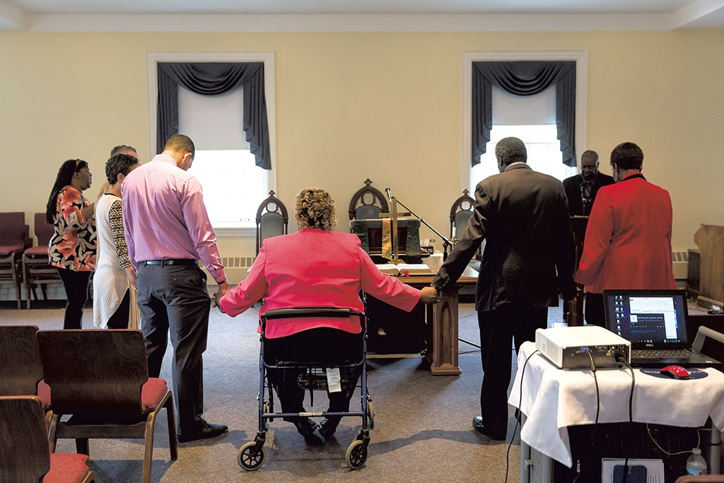 vermont s only black church fights to revive itself religion