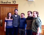 Three for Three: UVM Students Win Another Visit From Seth Rogen