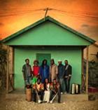 Lakou Mizik's Steeve Valcourt on Haiti, Music and Hope