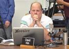 School board member David Kirk