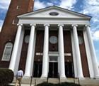 Ira Allen Chapel, UVM Campus
