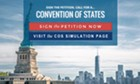The Convention of States website