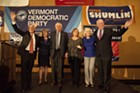 Vermont's congressional delegation and their spouses