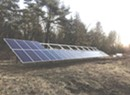 Bear Roots Farm in South Barre Goes Solar