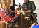 Family Tinkering Programs: Chain Reactions