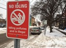 Burlington Officials Chill Out About Idling During Cold Snap