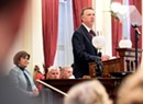 Tweaks and Tinkering: Scott Budget Calls for Boldness, Delivers None