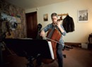 John Dunlop Is Vermont's Busiest Cellist