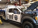 Burlington Police Department to Roll Out New Emergency Response Vehicle