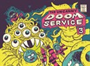 Album Review: Doom Service, 'The Uncanny Doom Service'