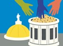 Why Vermont Nonprofits Lobby the Legislature That Funds Them
