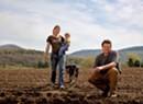 Vermont Land Trust Announces Trust Honoring Farmer Eric Rozendaal