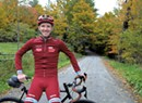 Pro Cyclist Ian Boswell Creates Home, and Fall Fondo, in Peacham
