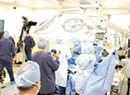 Stowe's Varises Builds a 'Flight Simulator' for Surgeons