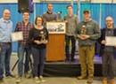 Social Sentinel, Burlington Code Academy and Maureen McElaney Win Awards at 12th Vermont Tech Jam