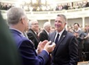 In Second Inaugural Address, Scott Vows to Grow Vermont's Workforce
