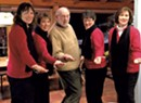 Vermont A Cappella Group Sends Love With Singing Valentines
