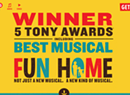 <i>Fun Home</i> Wins Big at the Tonys!