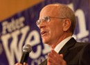 Welch Says He Won't Run for Governor